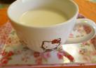甘酒+牛乳+豆乳☆栄養UP☆美容にも♡