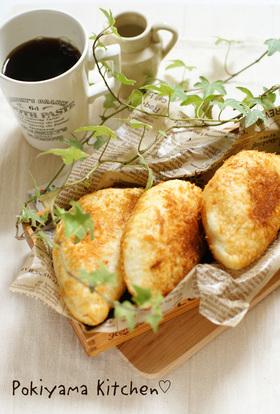 おうちで♡カレーパン