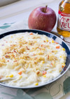 青森まるごと減塩ミルクチーズリゾット