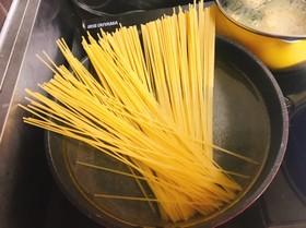 麺がくっつかない!スパゲティの茹で方☆