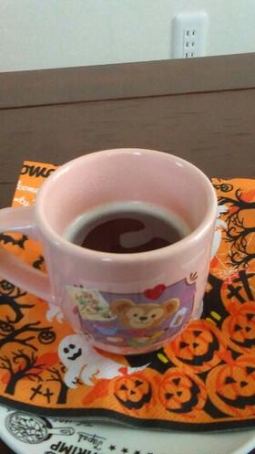 朝からホッと麦茶どう?