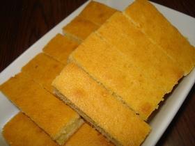 ほろにが★レモンのスティックケーキ