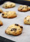 パン用粉で☆簡単ドロップクッキー