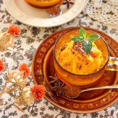 かぼちゃのなめらか豆乳ジェラート