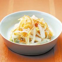 白菜とにんじんの甘酢漬