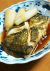 カレイの煮付け(減塩レシピ)