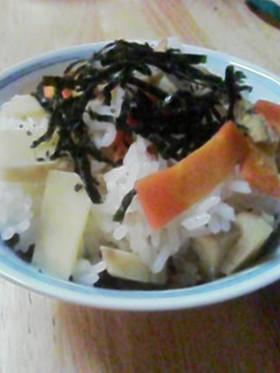 おばあちゃんの竹の子ご飯♪