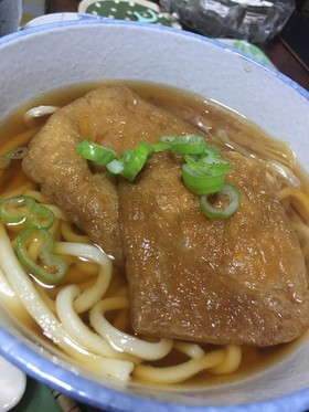 【カップ麺卒業】きつねうどん!!