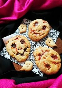 ハロウィンに☆最恐ホラーな髑髏クッキー。