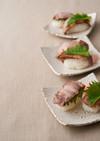 煮豚の握り寿司