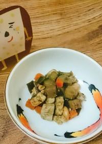 五目豆(大豆とテンペで一目だよ♪)