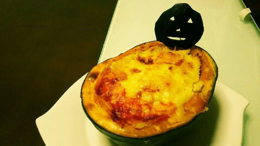 リコッタチーズIN味噌グラタン
