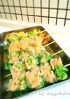 簡単☆おでんや鍋に☆白菜ぐるぐる肉団子