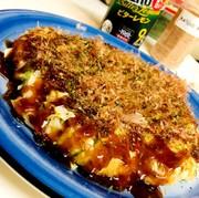 絹豆腐お好み焼き(^O^☆♪ ヘルシー!の写真