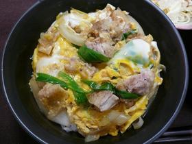 卵焼き器で簡単☆丼