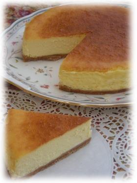 ☆濃厚☆超簡単☆ベイクドチーズケーキ☆