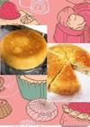 炊飯器で美味バナナケーキ☆HMで簡単!