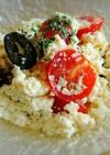 豆腐のイタリアンサラダ