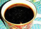 温まる大人のブラックコーヒー