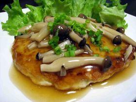 ★豆腐ハンバーグで麩っ麩っ麩★