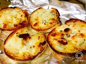 簡単おしゃれチーズ焼きマフィン