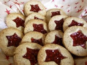 Linzer keks/ドイツのクッキー