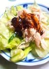 北京ダックのタレ de 蒸し鶏