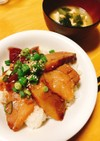 炊飯器で超こってり豚角煮 豚チャーシュー
