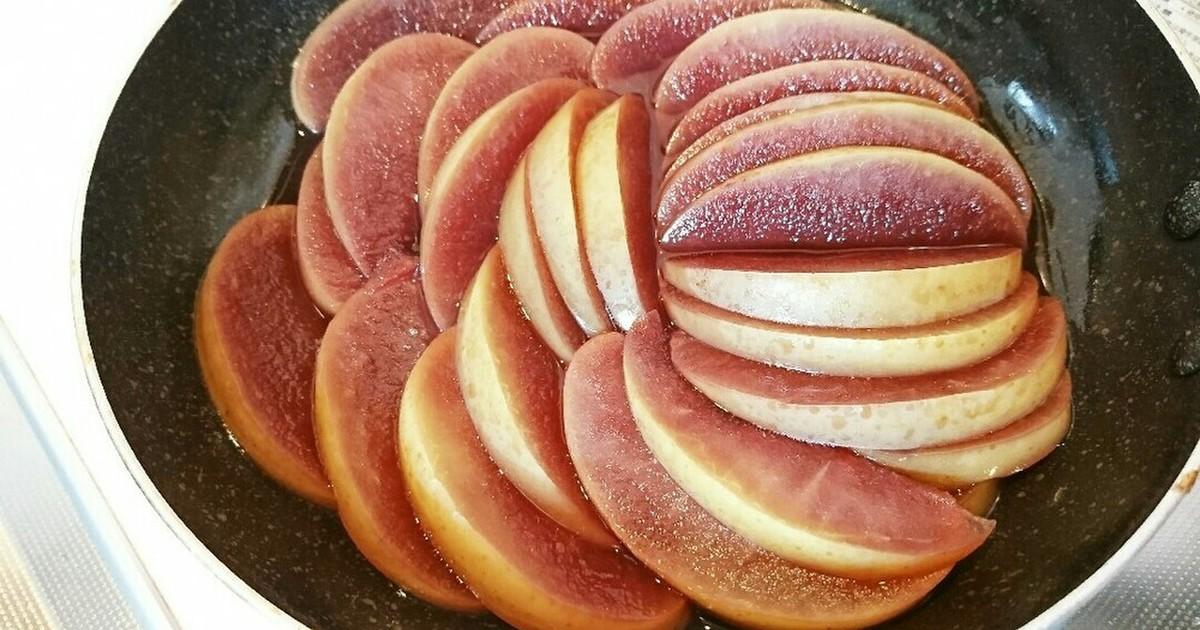 【みんなが作ってる】 りんご コンポートのレシピ 【クック ...