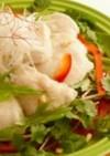 ★ダイエットに★水晶鶏のサラダ仕立て