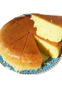カステラ ケーキ 炊飯器