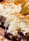 栗の渋皮煮入りパウンドケーキ