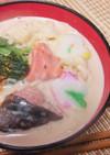 サッポロ一番粕汁風とろみそラーメン