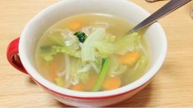 野菜を摂ろう!具沢山スープ