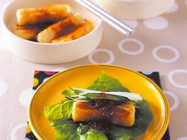 韓国風焼き餅