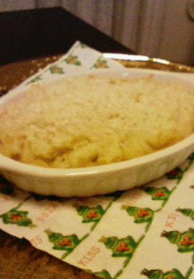 サーモンのポテト焼き