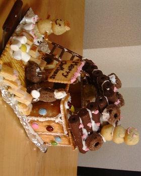 ☆x'masお菓子House☆