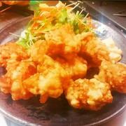 中華料理店☆極秘の唐揚げ 野郎の写真