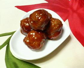 ✿高級中華料理店風❀ジャンボ✿肉団子