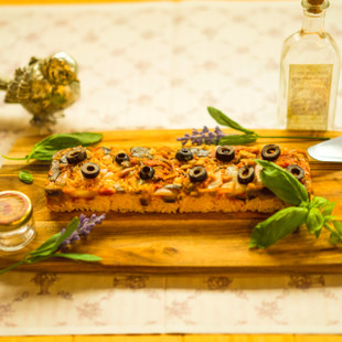 夏野菜ラタトゥイユのVEGESUSHI