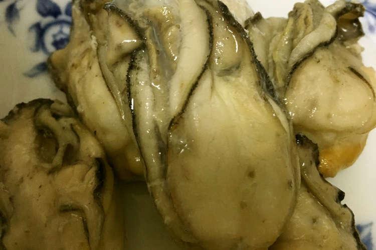 レンジ 時間 電子 牡蠣