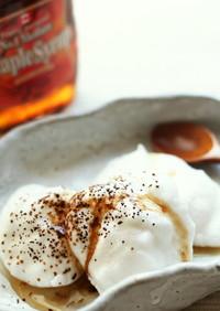 余った卵白で。レンチン☆メレンゲデザート