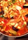 野菜たくさん食べるトマトスープ