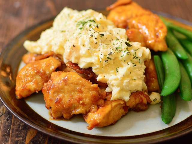 揚げ ない チキン 南蛮 レシピ
