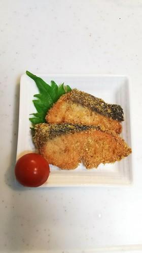 塩鮭でソースいらずの簡単フライ❤弁当にも