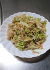 白菜(大量 可)ツナサラダ♪