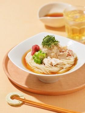 香味おろし温麺(うーめん)