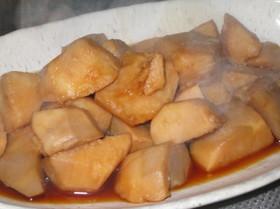 ほどよいお味のサトイモ煮ころがし♪