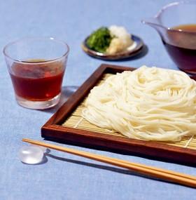 冷やし温麺(うーめん)