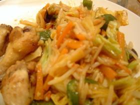 定番☆野菜炒め